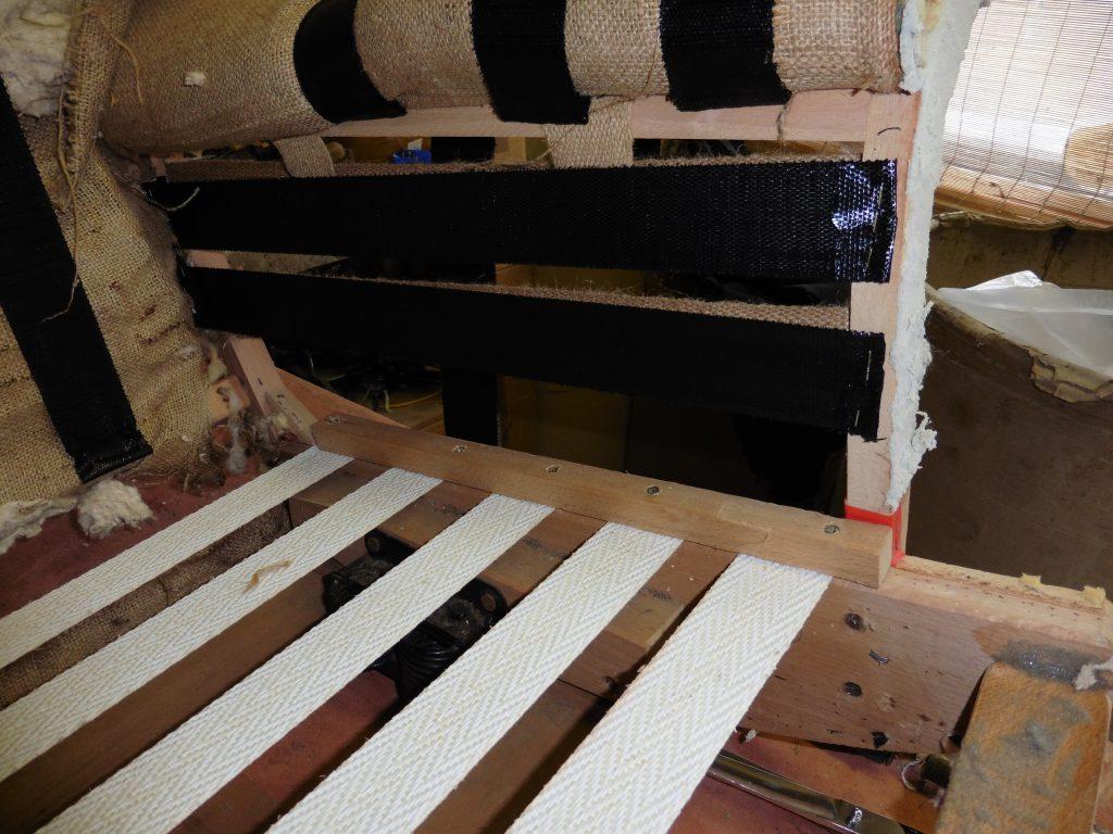 reupholster g plan vintage 62 chair, Hill Upholstery & Design