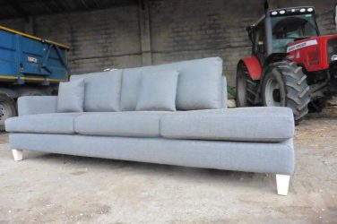 custom made sofa-Hill-Upholstery & Design, Upholsterers in Essex