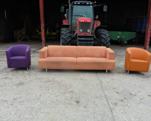 Old-tattered-suite-Hill-Sofa-Reupholstery, Upholsterers in Essex