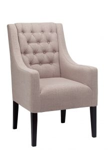 Messia armchair - contract furniture from Hill Upholstery