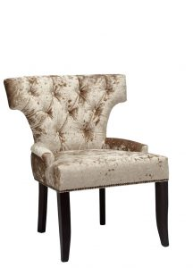 Imola lounge chair - contract furniture from Hill Upholstery