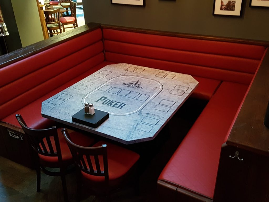 upholstered restaurant seating Hill Upholstery & Design Essex
