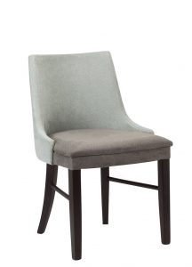 Cortona side chair - contract furniture from Hill Upholstery