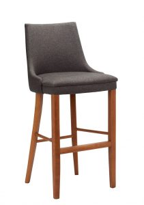 Cortina high chair - contract furniture from Hill Upholstery