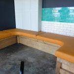 Oyster Creek Kitchen restaurant seating