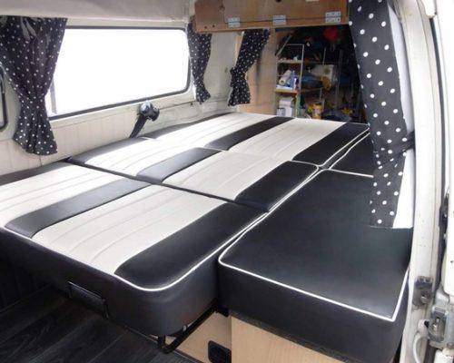 Minger vw campervan reupholstery 02