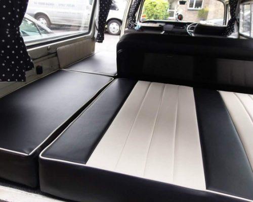Minger vw campervan reupholstery 04