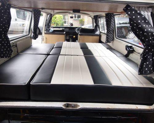 Minger vw campervan reupholstery 08