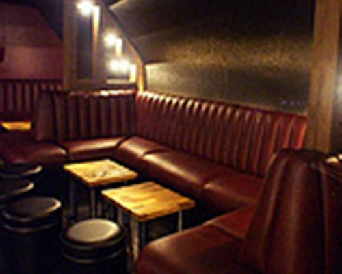 Dirty Martini London upholster new nightclub seating Hill Upholstery & Design Essex