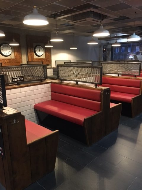 Grand central thetford norfolk restaurant seating