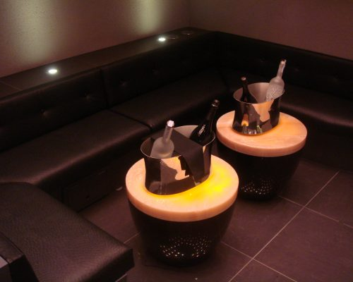 Jalouse Nightclub London recover seating Hill Upholstery & Design Essex