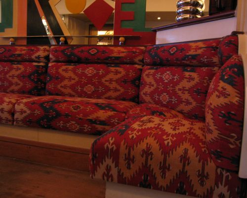 Mon Plasir London recover seating Hill Upholstery & Design Essex