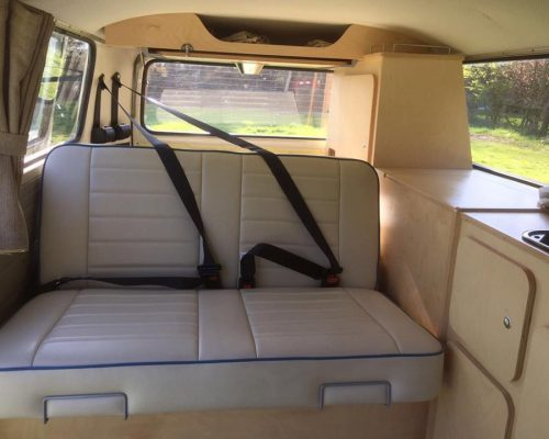 VW Downunder Fobbing Essex reupholster interiors Campervan (1)