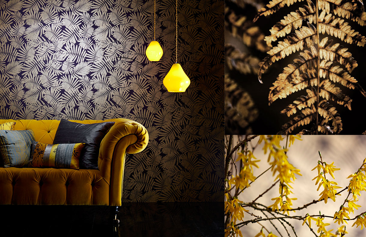 Style Library Harlequin Callistan Wallpaper Suppliers Essex