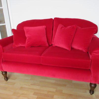 Upholstery in London – Custom made sofas