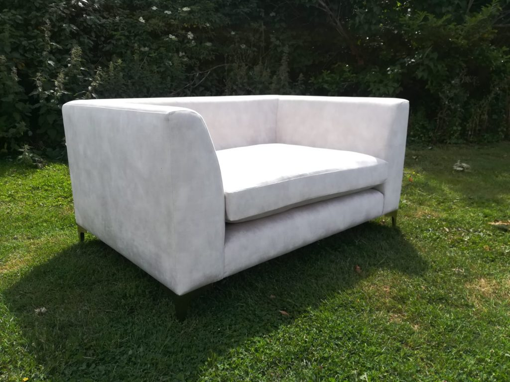 Custom-made sofa Hill Upholstery & Design London Essex