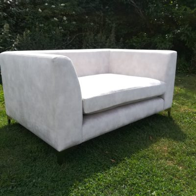 Custom-made sofa
