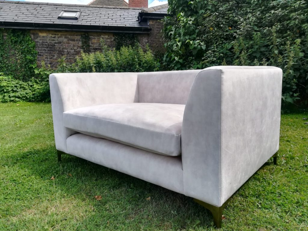 Custom made sofa Hill Upholstery & Design London Essex