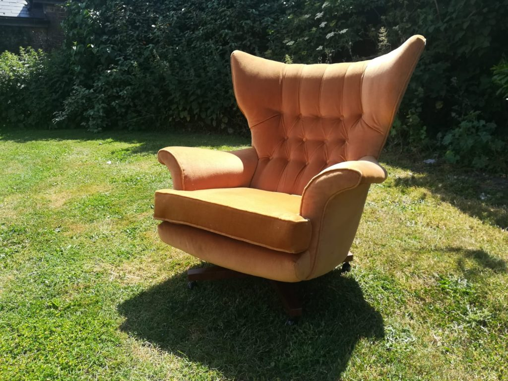 G-Plan Chair Hill Upholstery & Design Essex London